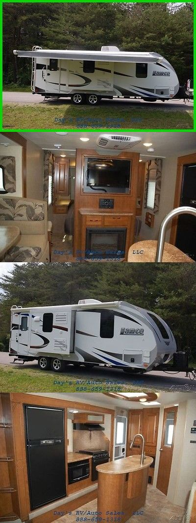 rvs: 2017 Lance 2155 Travel Trailer Bumper Pull Behind Camper 1 2 Ton Towable New Rv -> BUY IT NOW ONLY: $34000 on eBay!