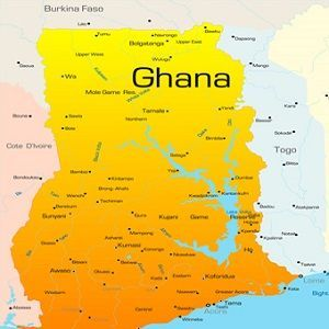 Interesting Ghana facts for kids and adults. We showcase the culture, history, location, language, population, religion, food facts about Ghana, Africa.