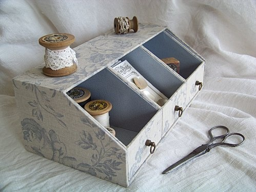 Lots of inventive boxes on this site. Good inspiration.