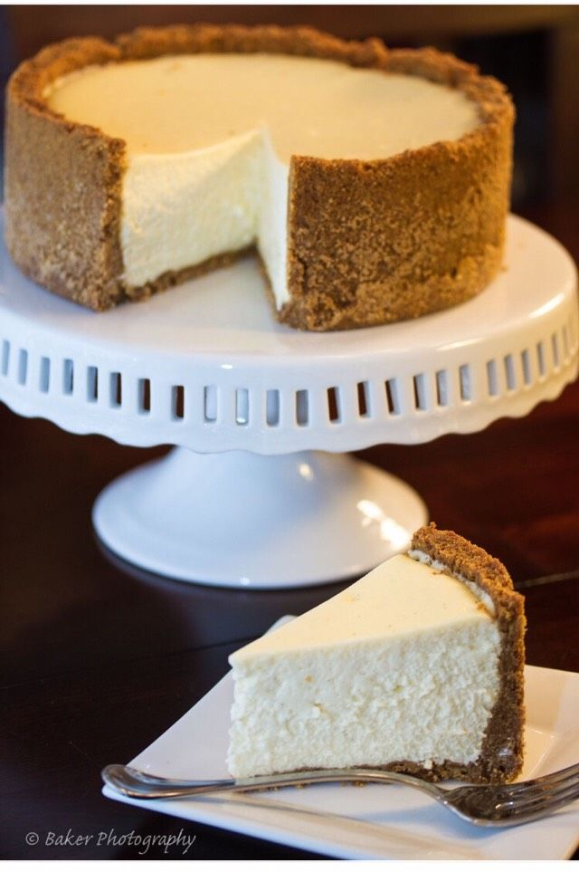 Vanila Bean Cheesecake With Perfect Graham Crust #Musely #Tip