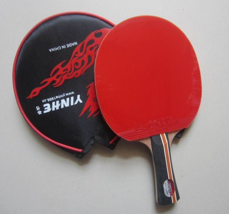 buy original galaxy yinhe 04b table tennis rackets finished rackets racquet sports pimples in rubber ping #paddle #tennis