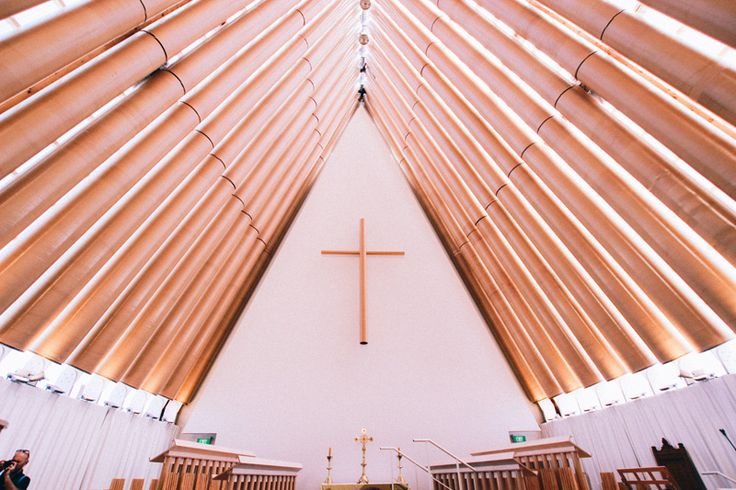 Transitional Cathedral, Christchurch, New Zealand