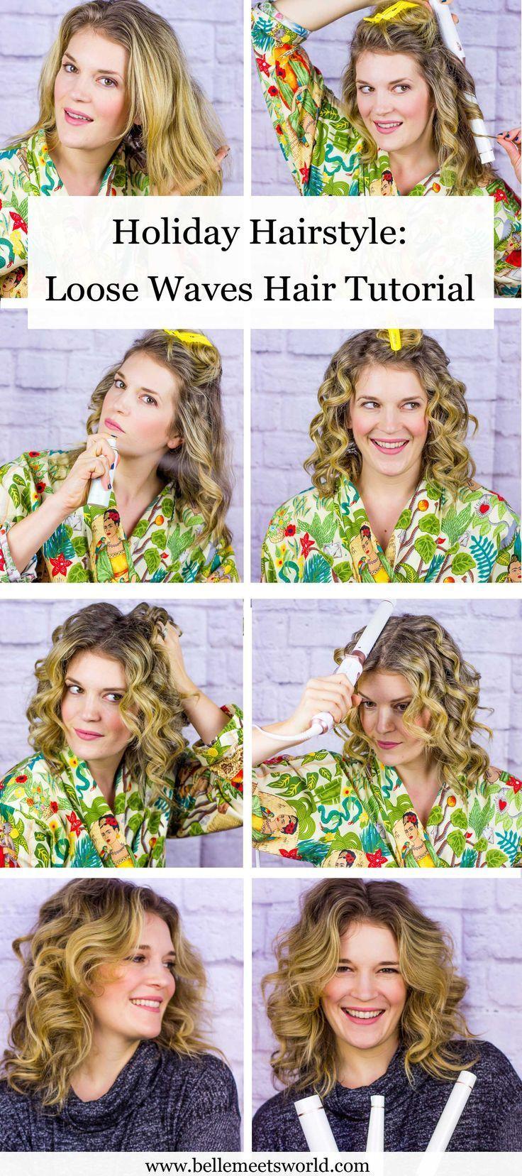 Hair holiday tutorials pinterest rare photo
