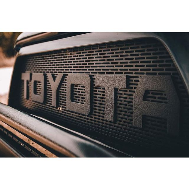Superior quality fabrication of Toyota parts. Custom grills, skid plates, offroad accessories and more.