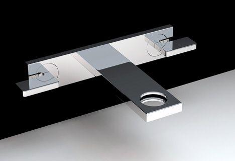 Ring Faucet by Sun Liang » Yanko Design