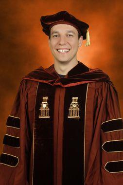University of Texas at Austin doctoral regalia