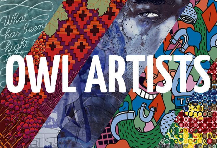 OWL Illustration Agency represents great artists who are available for commissions and creative collaborations. Hoo hoo!
