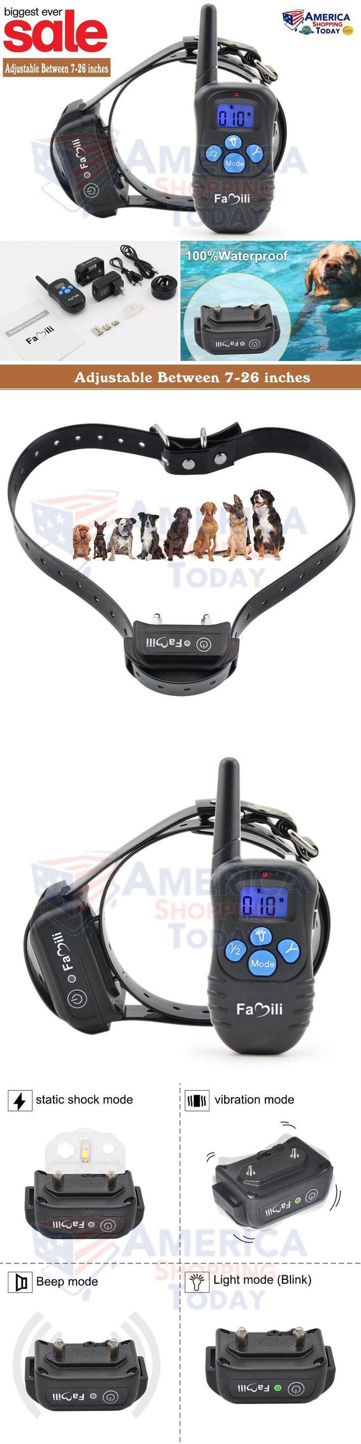 Bark Collars 66774: Sportdog Shock Collar Dog Training Collars Waterproof Remote Free Usa Shipping! -> BUY IT NOW ONLY: $35.24 on eBay!