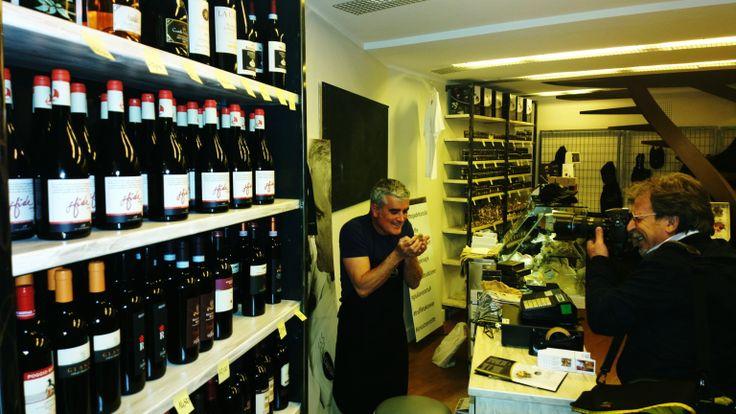 Intervista per il Corriere dell'Umbria: Giuliano Martinelli dietro le quinte!
