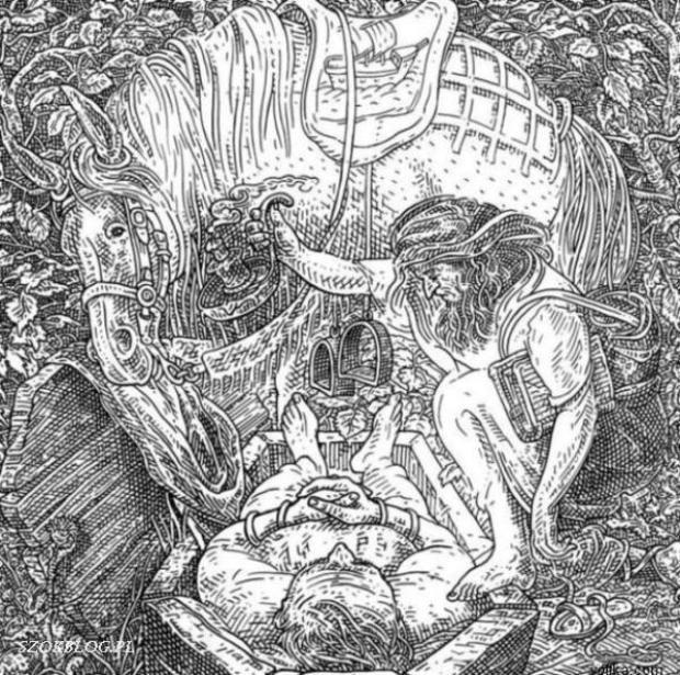 Amazing Skull Optical Illusion Drawings