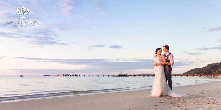 Beautiful Sunset Beach @kingfisherbay