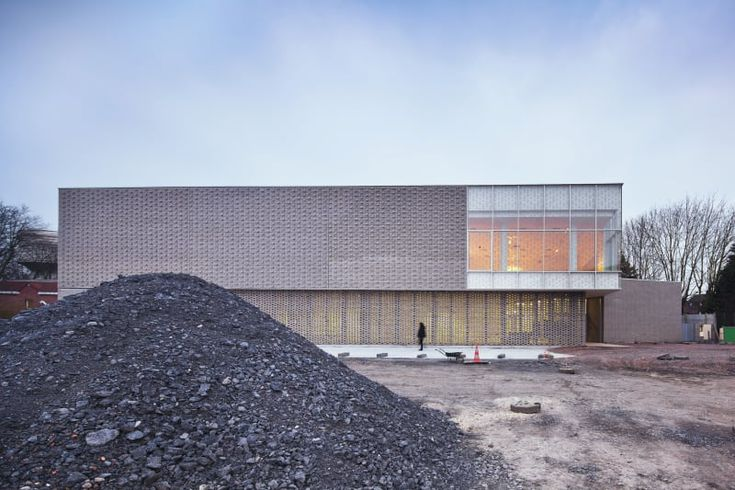 deAlzua+ · Multi-purpose sports hall