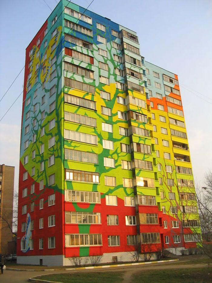 De meest kleurrijke huizen ter wereld | Paradijsvogels Magazine
