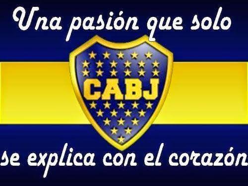 Mi Universar: Soy hincha de Boca Juniors