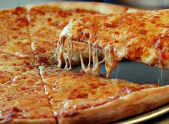 Pizza - how I love thee.