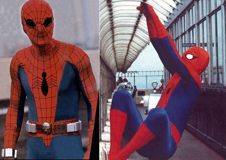 Nicholas Hammond ABC Spider-man TV series 1977