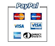easy payment by PAYPAL on pc, tablet or mobile