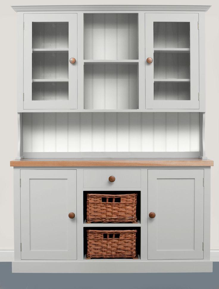 Best 25 Kitchen Dresser Ideas On Pinterest Welsh Inspiration And Chalk Paint Hutch