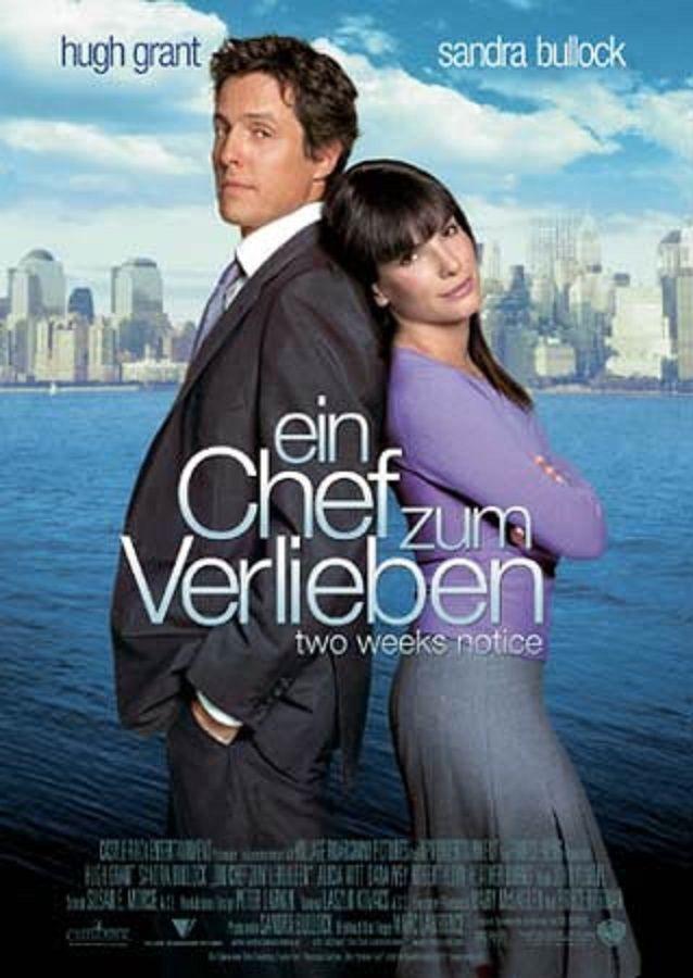 Ein Chef zum Verlieben / Two Weeks Notice (2002)