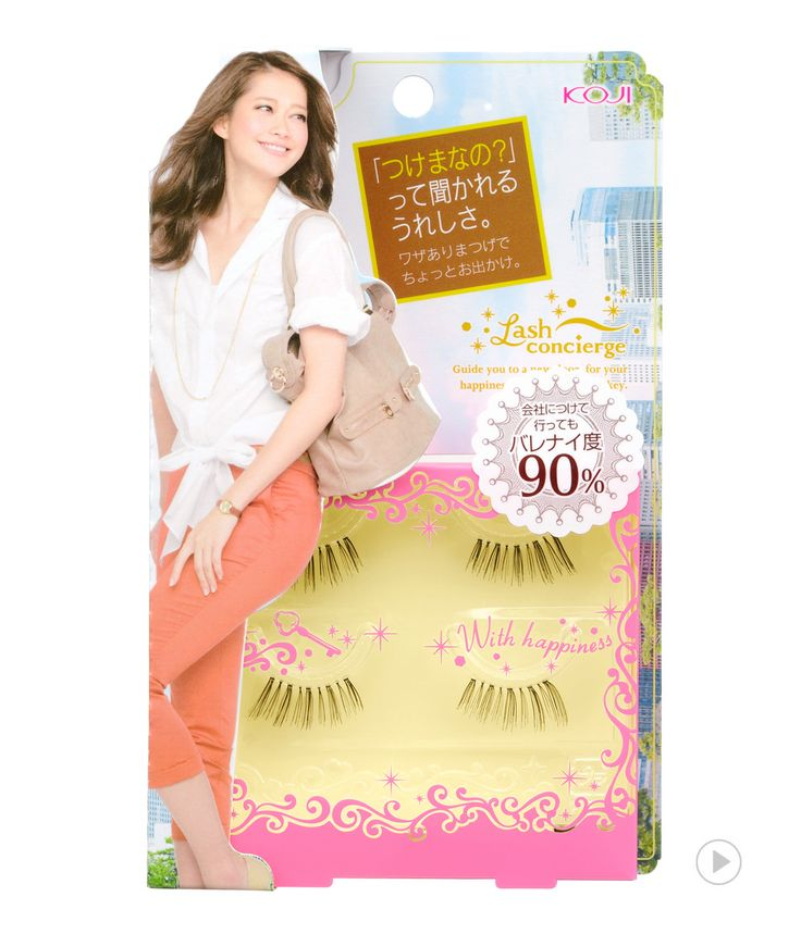 Lash Concierge Eyelash No.6 Angel Style                          래쉬컨시어지 아이래쉬 No.6 엔젤 스타일