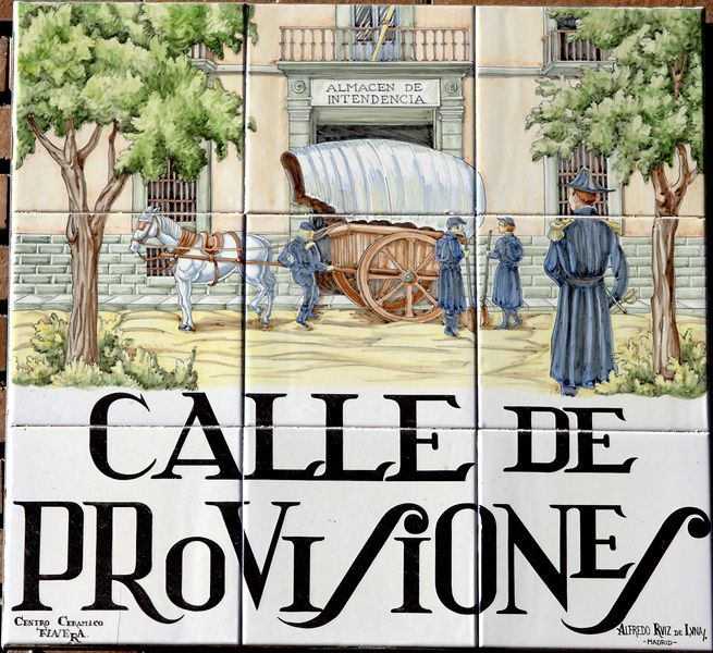 Calle de Provisiones