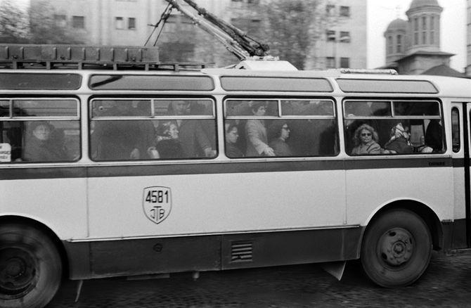 Arne Lind's day in Bucharest – 1974: BUS