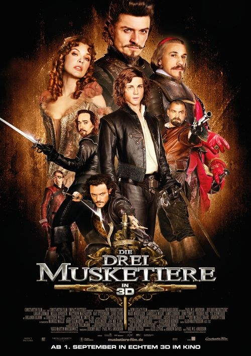 Watch The Three Musketeers Full-Movie
