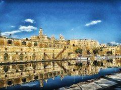 Malta, Edificios