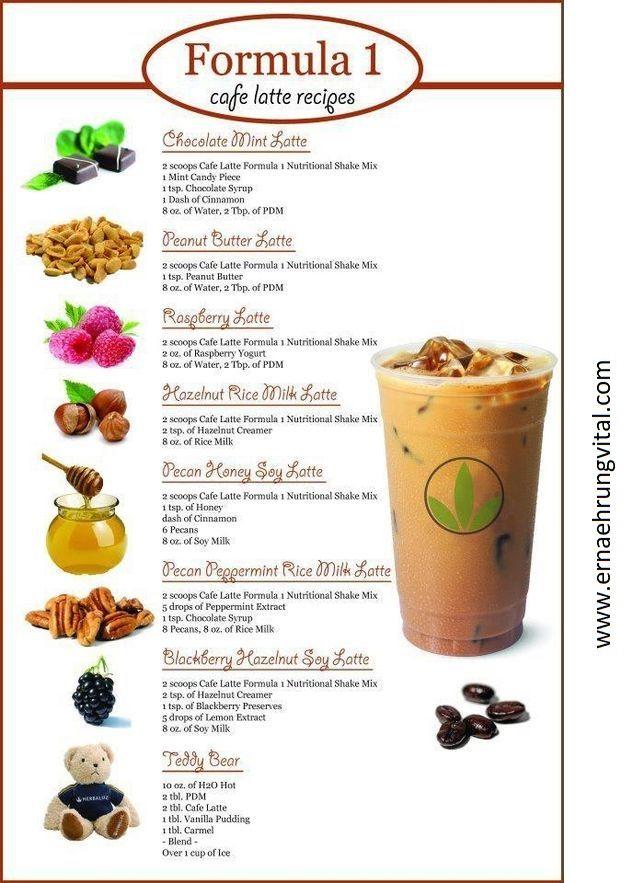 Herbalife Tee Smoothies zur Gewichtsreduktion