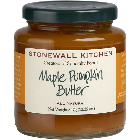 Stonewall Kitchen Maple Pumpkin Butter Reviews