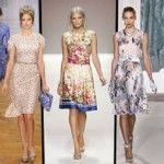 Spring Dresses for Women Collection in 2014