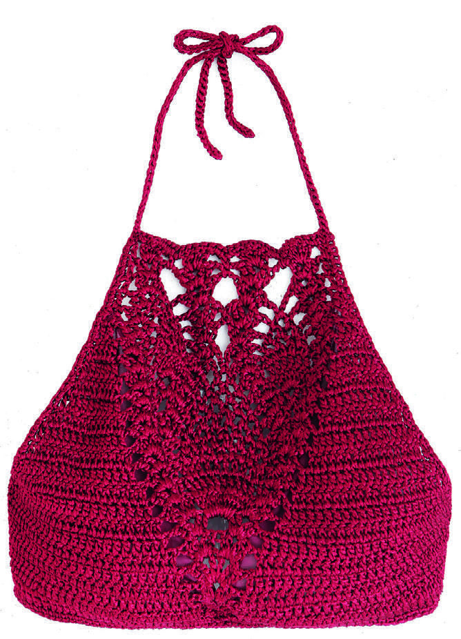 Vive a la moda con modelos en crochet con diseños únicos y exclusivos , aprende paso a paso a perfeccionarte en ellos pues está garantizado...