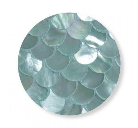 Mi Moneda Oceano Ice Blue Munt OCE-41-L