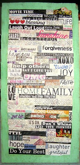 25  best ideas about word collage on pinterest
