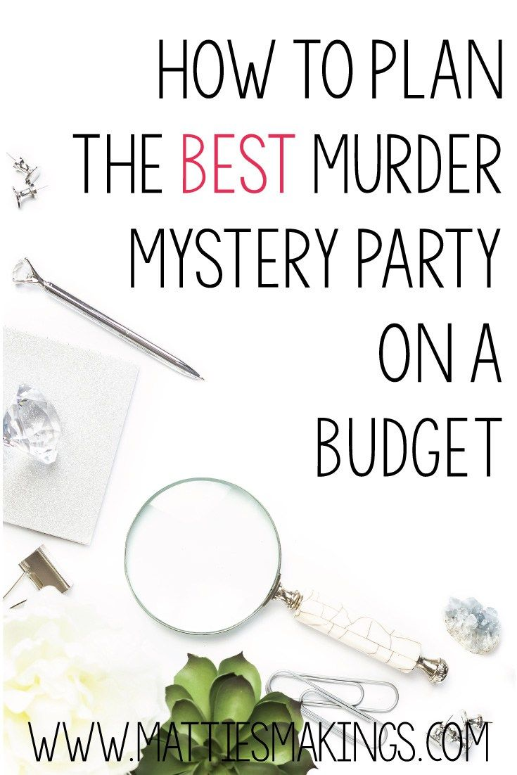 Best 25+ Murder mystery parties ideas on Pinterest | Mystery ...