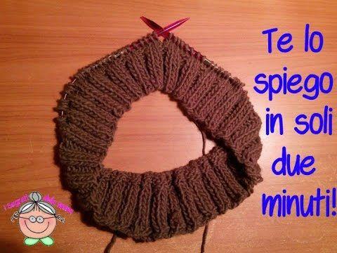 Lezione di maglia: COME LAVORARE CON I FERRI CIRCOLARI