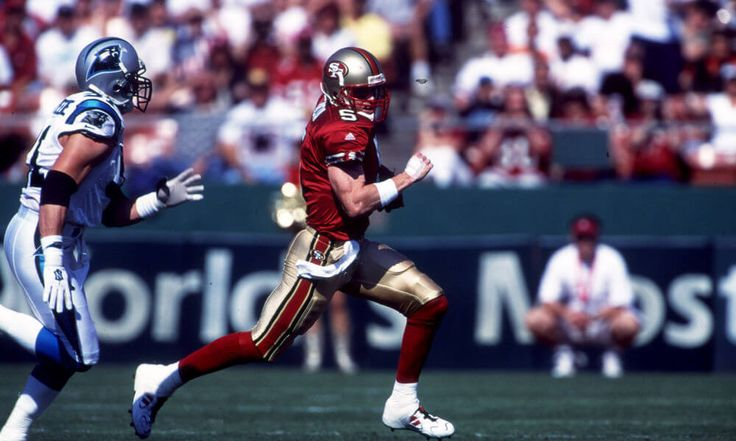 Former 49ers QB Jeff Garcia thinks team off to a good start = Shortly before the San Francisco 49ers made the decision to fire head coach Chip Kelly and general manager Trent Baalke at the end of the 2016 season, former 49ers quarterback Jeff Garcia tweeted his interest in.....