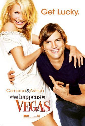What Happens in Vegas (2008) Tom Vaughan con Cameron Diaz y Ashton Kutcher.