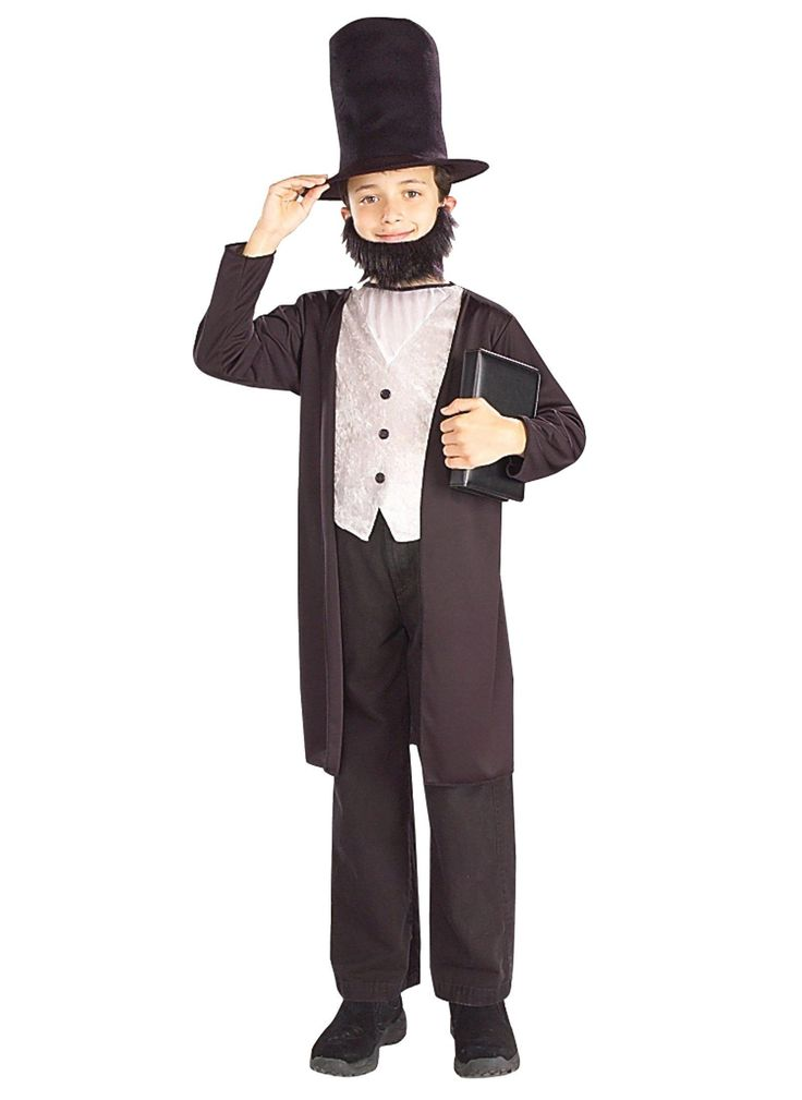 Abraham Lincoln Child Costume from Buycostumes.com