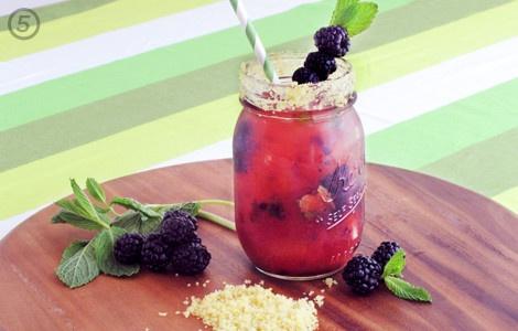 Blackberry Margaritas!!!