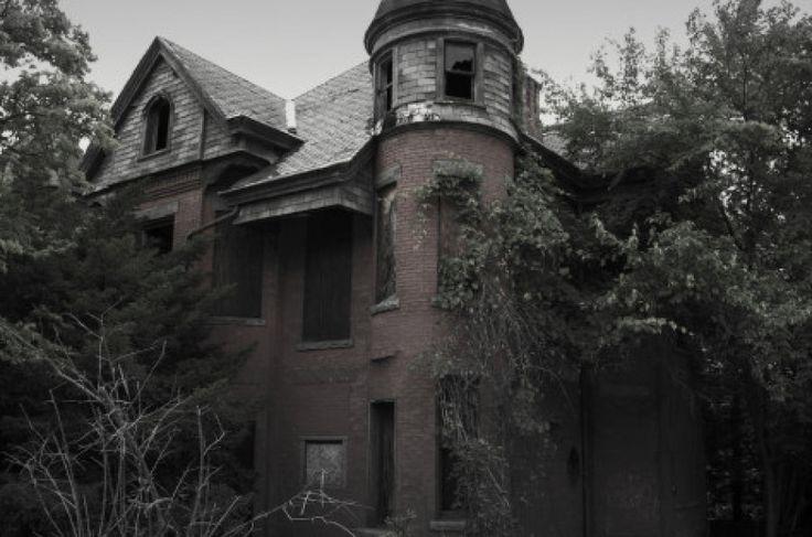 Oltre 25 fantastiche idee su case abbandonate su pinterest for Fantasmi nelle case