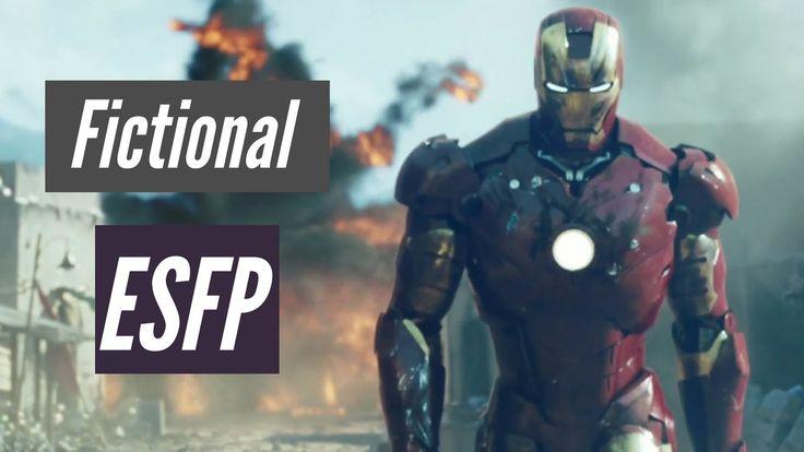 ESFP Fictional Characters - ESFP Personality Type
