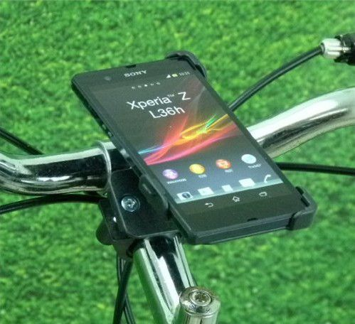 Dedicated Bike Handlebar Mount for XPERIA Z