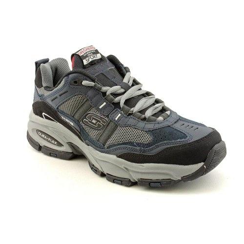 Skechers Men's Vigor 2.0 Oxford,Navy/Gray,9 M « Shoe Adds for