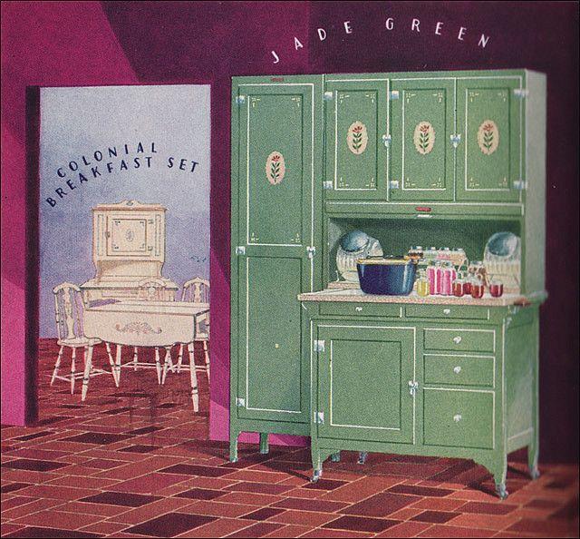 Sellers Kitchen Cabinet: 265 Best Images About Hoosier Kitchen On Pinterest