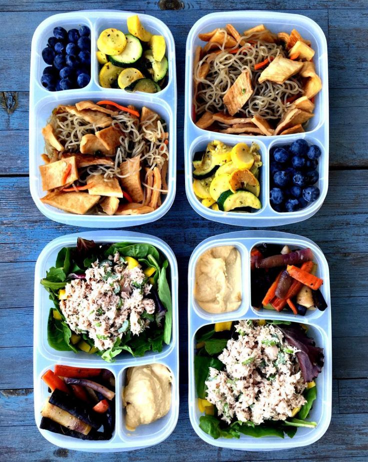 23 Meal Prep Photos That Are Almost Too Perfect