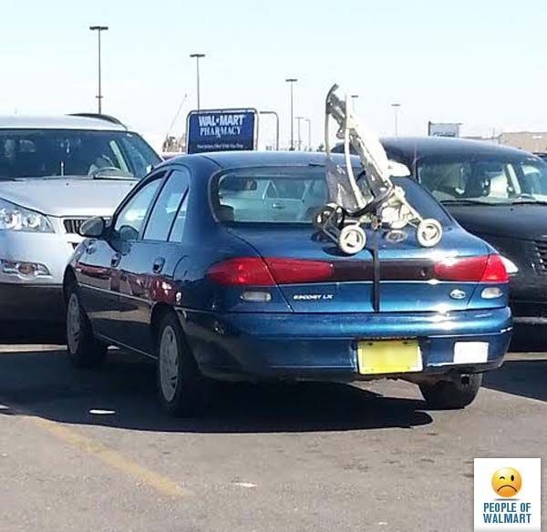 These 34 People Spotted At Wal-Mart Are Beyond Messed Up. Seriously, That First One� Wow. | Mogul - shop online:) http://www.AmericasMall.com