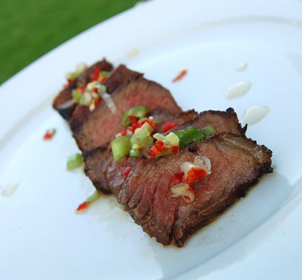 Crying Tiger (Thai-style Grilled Steak With Dry Chili ...