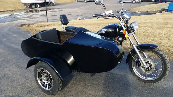 250cc Motorcycle With Sidecar RTD Road Cat For Sale youtube
