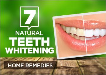 For a Beautiful Smile: 7 Natural Teeth Whitening Home Remedies  Read more: http://naturalsociety.com/natural-teeth-whitening-home-remedies/#ixzz3OAAupO76 Follow us: @naturalsociety on Twitter | NaturalSociety on Facebook